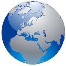 europe-globe